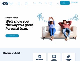 financenow.co.nz screenshot