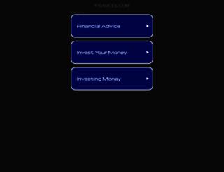 finances.com screenshot