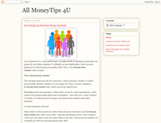 financetips360.blogspot.co.uk screenshot
