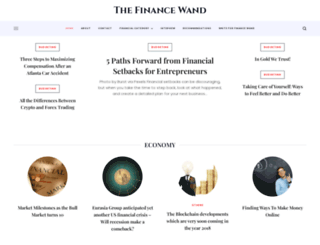 financewand.com screenshot