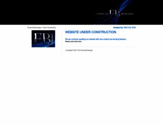 financial-brokerage.co.uk screenshot