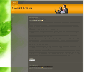 financialbusines.blogspot.com screenshot