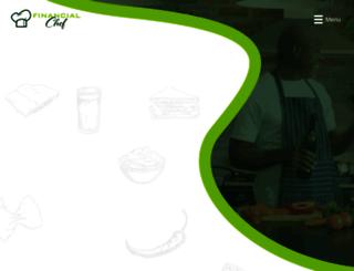 financialchef.com screenshot