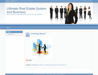 financialfreedomrealestate.net screenshot