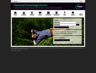 financialknowledgecentre.com.au screenshot