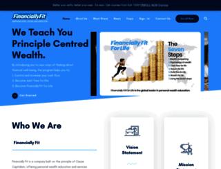 financiallyfit.com screenshot