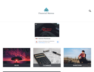 financialmemos.com screenshot