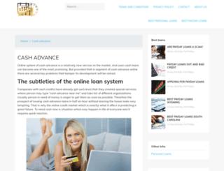 financialml.com screenshot