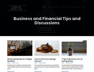 financialmoneytips.com screenshot