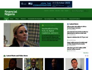financialnigeria.com screenshot