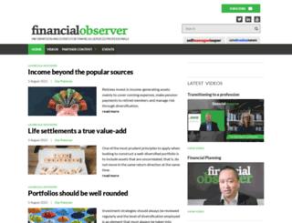 financialobserver.com.au screenshot