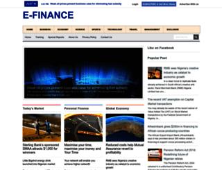 financialstandard.blogspot.com screenshot