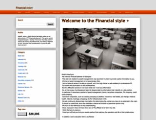 financialstyleplus.blogspot.jp screenshot