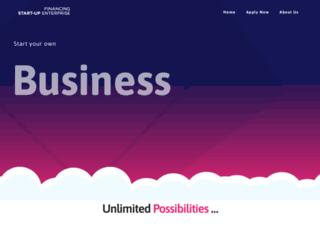 financing-startup-enterprise.co.uk screenshot