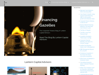 financinggazelles.com screenshot