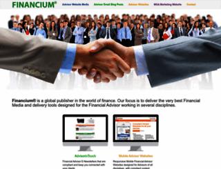 financium.com screenshot