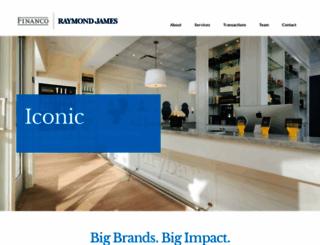 financo.com screenshot