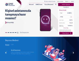 finansbank.com.tr screenshot