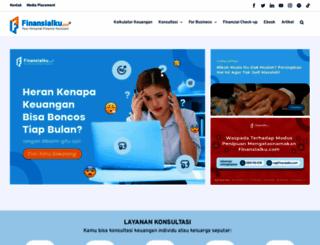 finansialku.com screenshot