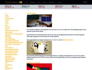 finansleksikon.no screenshot