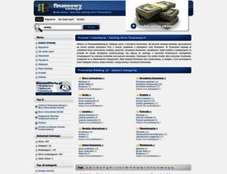 finansowykatalog.pl screenshot