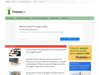 finantare.ro screenshot