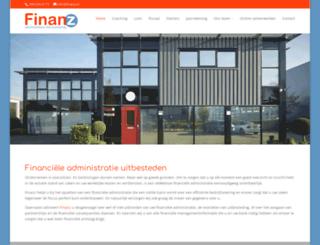 finanz.nl screenshot