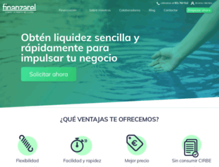 finanzarel.com screenshot