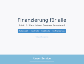 finanzieren.net screenshot