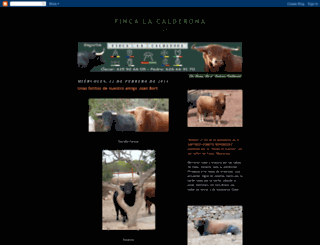 finca-ilusiones.blogspot.com screenshot