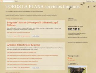 fincalaplana.blogspot.com screenshot