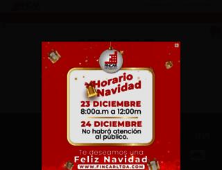 fincarltda.com screenshot