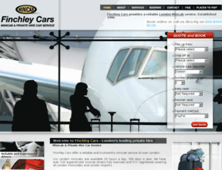 finchleycars.com screenshot