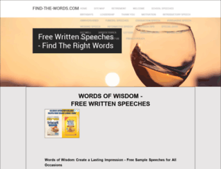 find-the-words.com screenshot