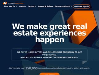 find.agentmachine.com screenshot