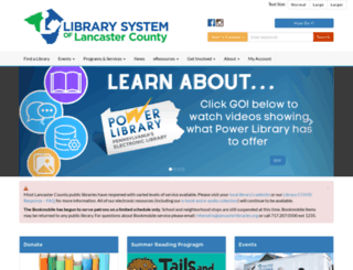 find.lancasterlibraries.org screenshot