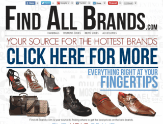 findallbrands.com screenshot