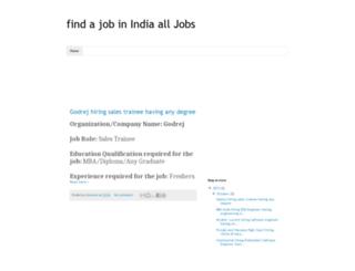 findalljobsindia.blogspot.in screenshot