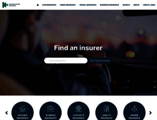 findaninsurer.com.au screenshot