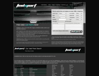 findapart.co.uk screenshot