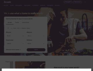 findaproperty.com screenshot
