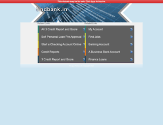findbank.in screenshot