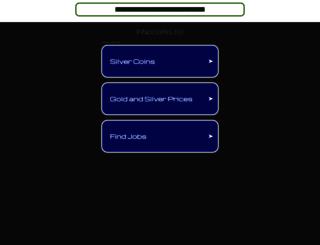findcoins.eu screenshot