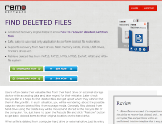 finddeletedfiles.net screenshot