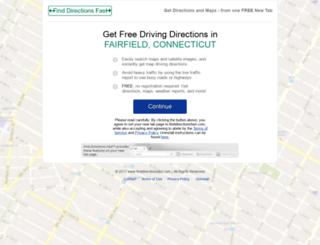 finddirectionsfast.com screenshot