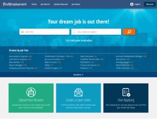 findemployment.com screenshot