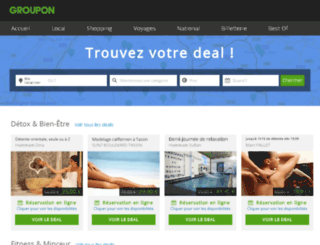 finder.groupon.fr screenshot