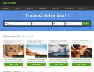 finder.groupon.fr screenshot