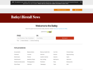 findit.batleynews.co.uk screenshot