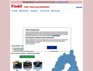 findit.fi screenshot